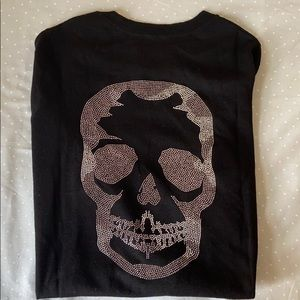 Zadig & Voltaire Sweater With Skull Size M